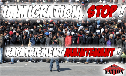 9 pays de l'UE, dont la France après chantage, négocient l'accueil de 400000 'réfugiés' actuellement en Turquie