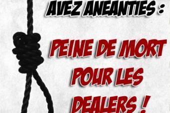Trafic de drogues à Aubagne: racailles, islamistes voilées et candidat FN au tribunal