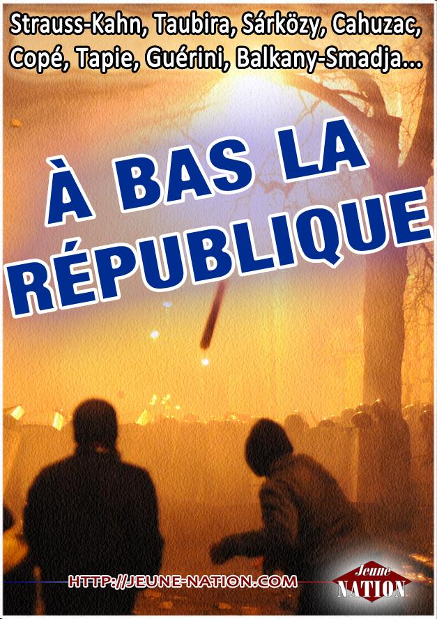 Le corrompu Roland Dumas revendique avoir sauvé leur République vérolée en violant la loi