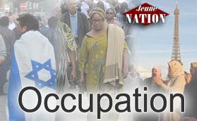 Quand l'hommage «national» est lancé par une Israélienne ayant fait son service en Palestine occupée
