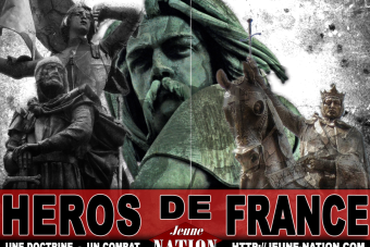 Ce ne sont pas des politiciens qu'il faut à la France mais des héros ! Par Yvan Benedetti