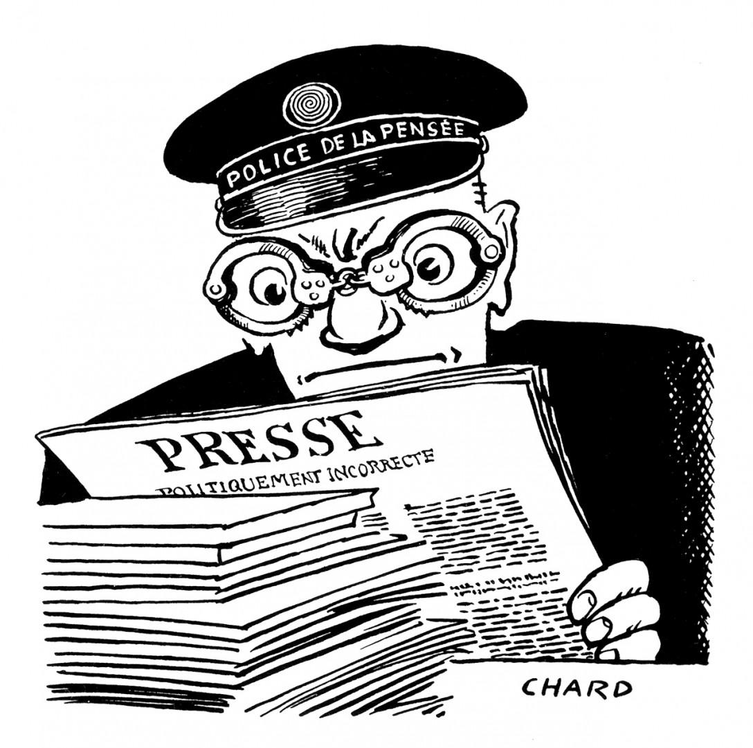 003 CHARD POLICE DE LA PENSSE PRESSE POLICIER JUIF REVISIONNISME