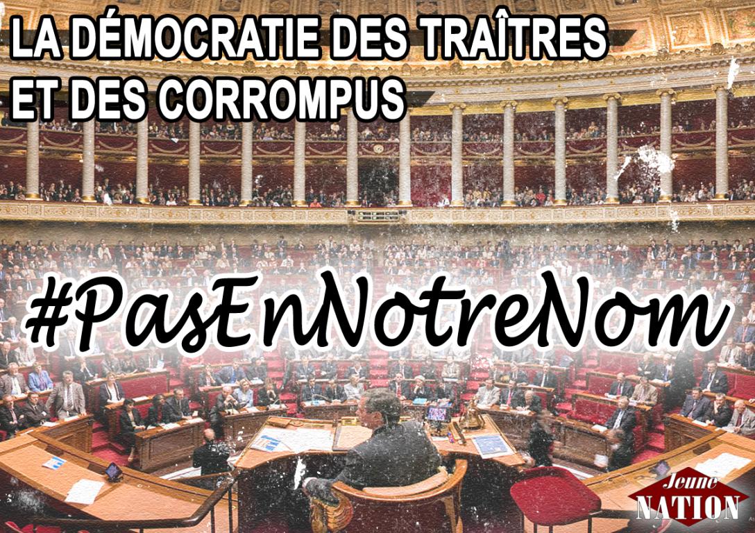 notinourname-democratie-traitres-corrompus-2