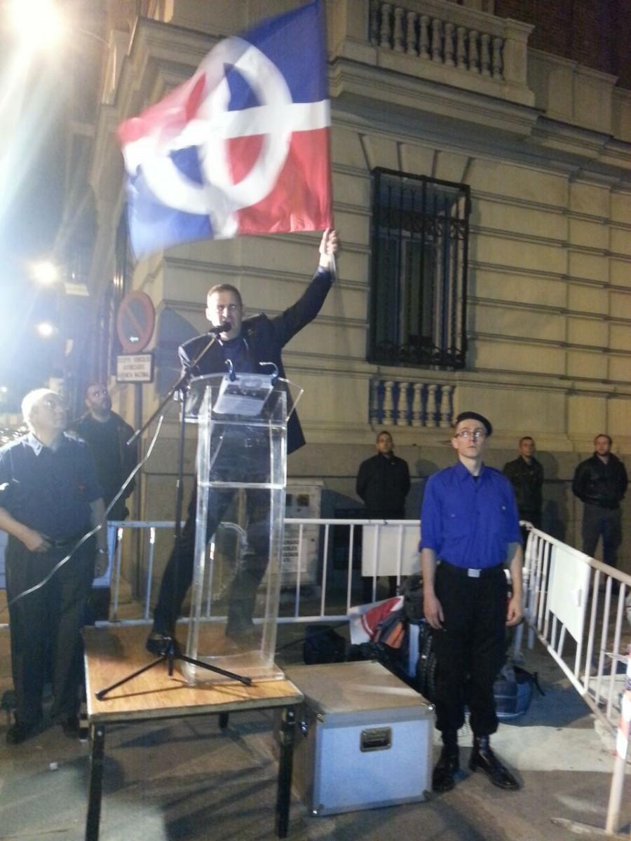 Nationalistes, phalangistes : haut les cœurs, en avant la Victoire – Discours d'Yvan Benedetti en hommage à Jose Antonio Primo de Rivera