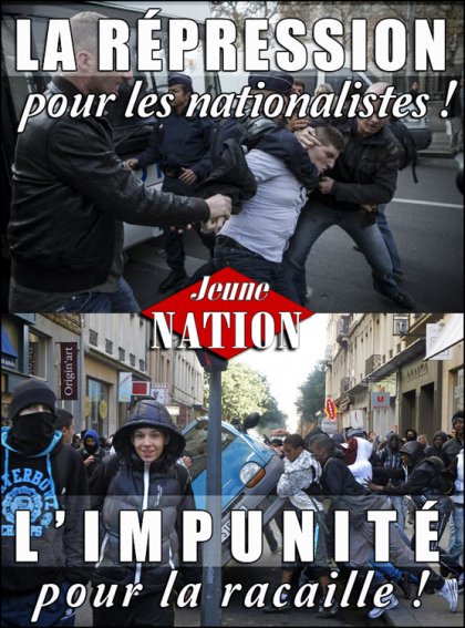 La répression continue: deux nationalistes arrêtés en Haute-Savoie