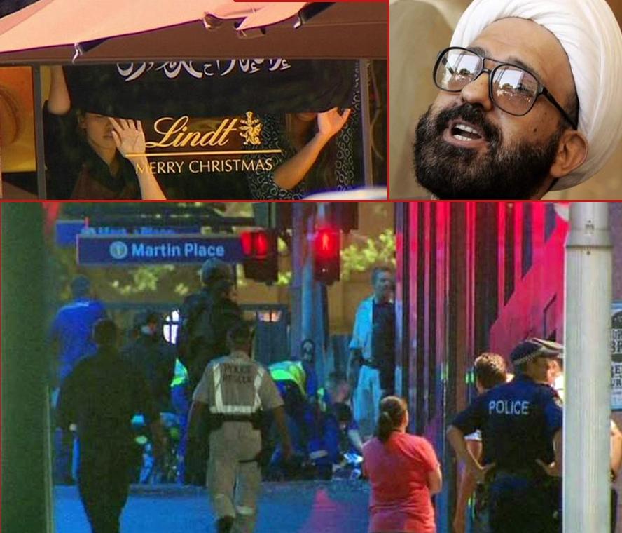 Drame de l'immigration : prise d'otages sanglante à Sydney, trois morts et 4 blessés graves