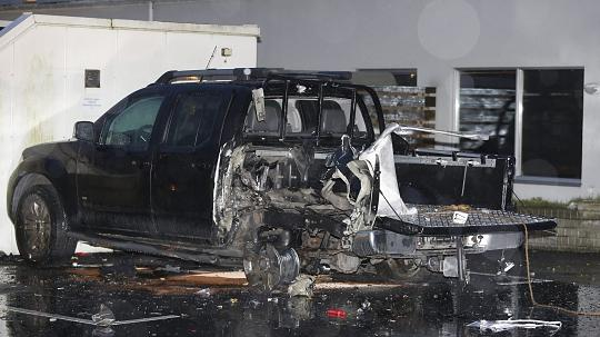 Deux attentats à la voiture piégée au cœur de la Suède, à Malmö, la cité la plus envahie du pays
