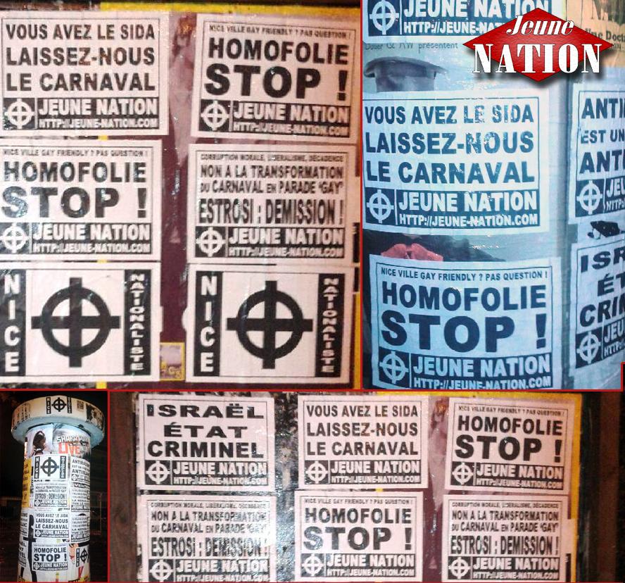 Estrosi transforme le Carnaval de Nice en marche communautariste homosexualiste