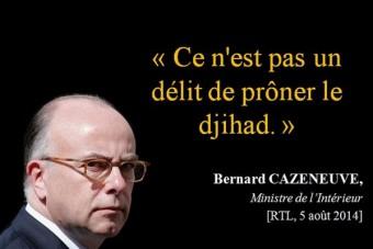 Quand Bernard Cazeneuve dénonce les dénonciateurs d'islamistes