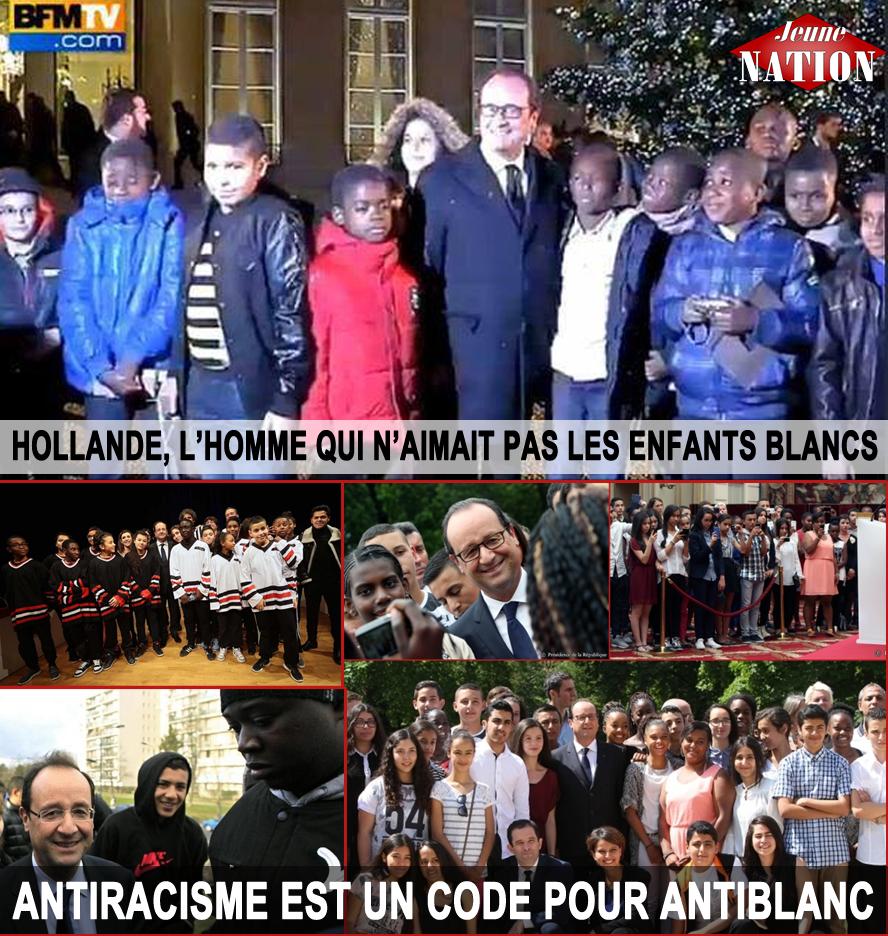 Vote des étrangers, hausse des naturalisations, privilèges pour les étrangers: le traître Hollande renouvelle ses provocations