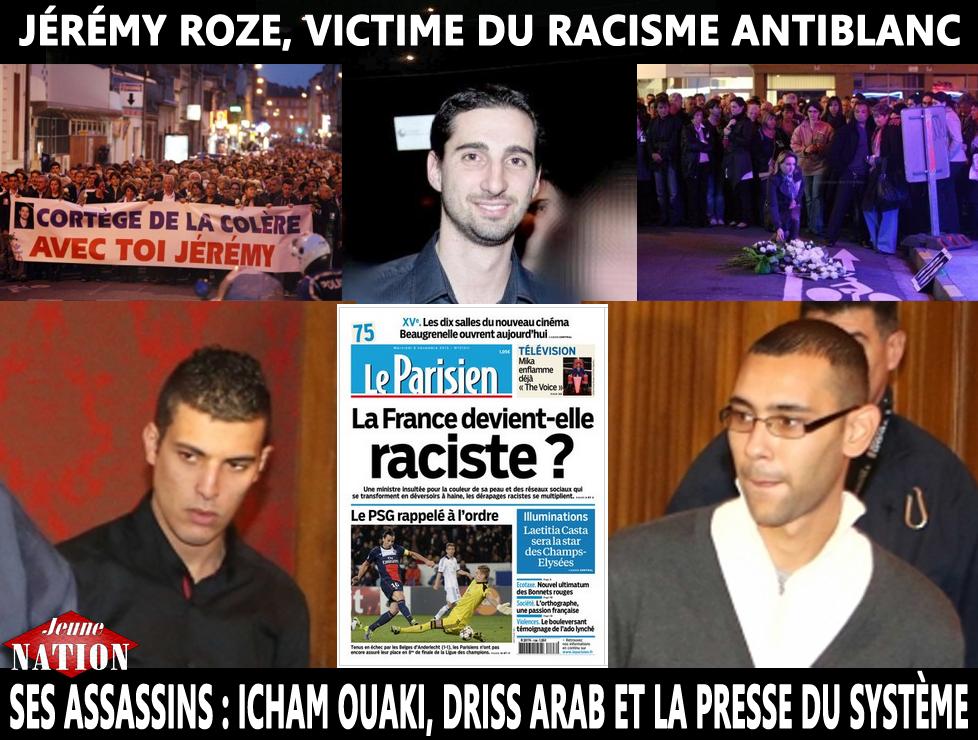 in memoriam Jérémy Roze-icham ouaki-driss-arab