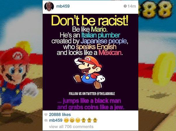 mario-bross_balotelli-juif-antisémite-africain-raciste