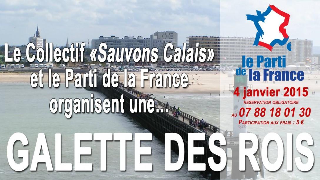 Sauvons Calais - PDF Galette des Rois