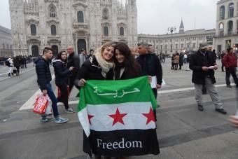 Violente polémique en Italie après la libération de deux « otages »