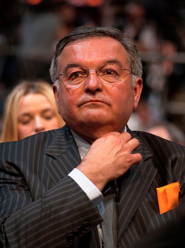 Michel Mercier en 2007 (photo Marie-Laure Nguyen)