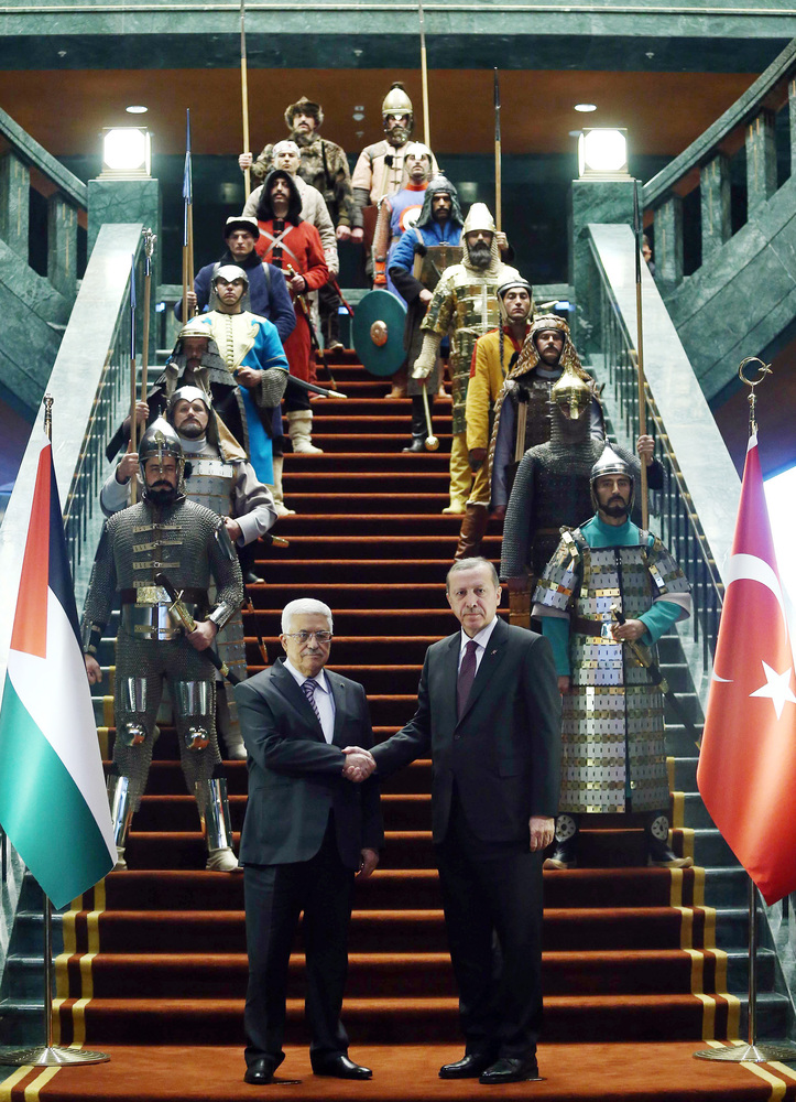 Erdogan-abbas