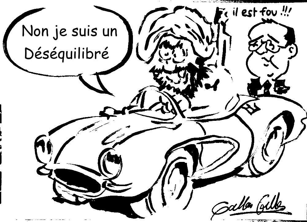 Gilles Gallon - Déséquilibre