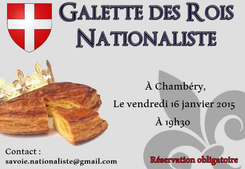 galette Chambéry