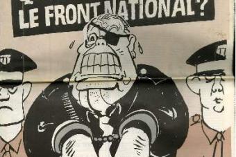 Quand le FN tente de faire taire… Jean-Marie Le Pen