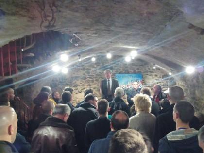 Galette des Rois de Lyon nationaliste