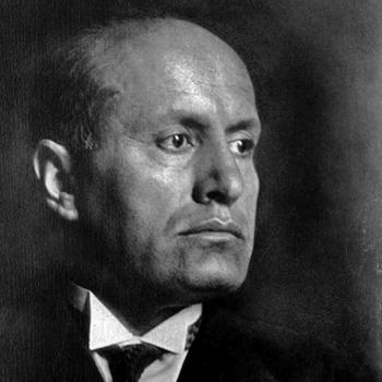 Benito mussolini – révolution