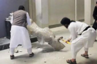 L'État islamique détruit (aussi) l'histoire et la mémoire des peuples