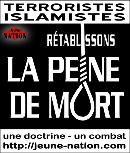 Moins de trois mois après, la peine de mort pour les terroristes de N'Djamena