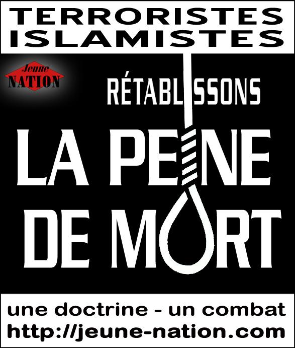 peine de mort islamistes