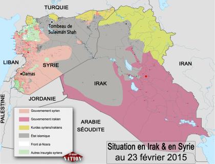 Incident entre la Syrie et la Turquie après l'agression de plusieurs centaines de soldats Turcs en Syrie