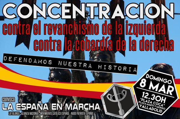 LEM Valladolid manif mars 2015
