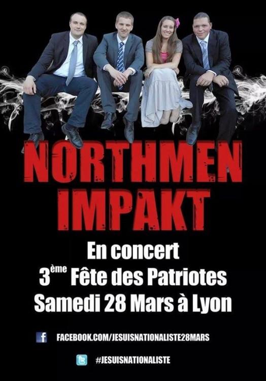 Northmen Impakt confirme sa présence à la 3e Fête des Patriotes
