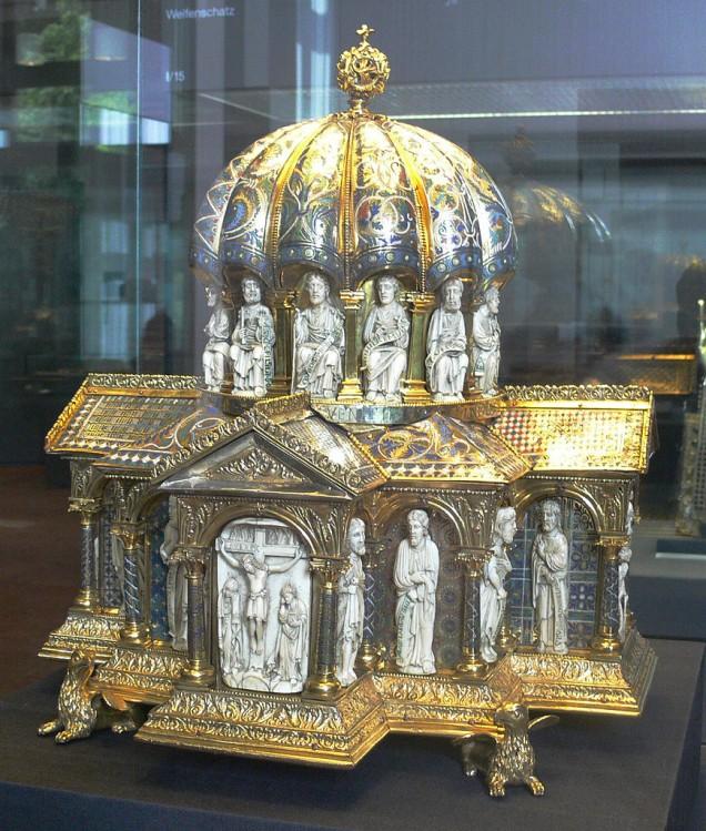 L'une des pièces du trésor qui pourrait être volé aux Européens.