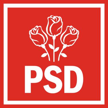 logo Partidul_Social_Democrat roumanie corruption
