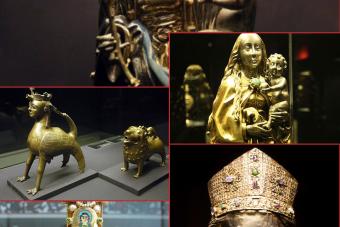 Des trafiquants d'art juifs essayent de voler à l'Europe le trésor des guelfes