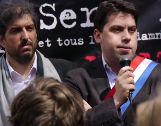 Raphaël Chenuil-Hazan - Patrick Klugman - Serge Atlaoui