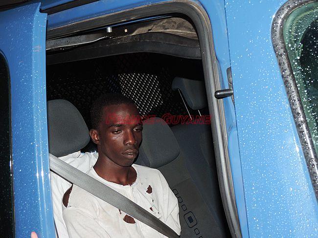 Willis Troy, criminel africain clandestin, accusé du viol sauvage d'une jeune étudiante