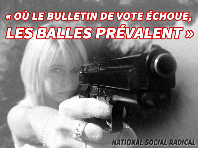 bulletin de vote - balles