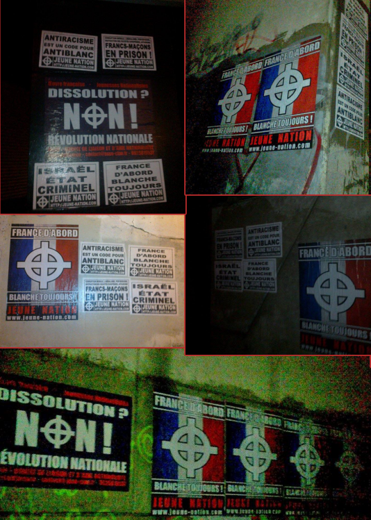 collage alsace nationaliste-