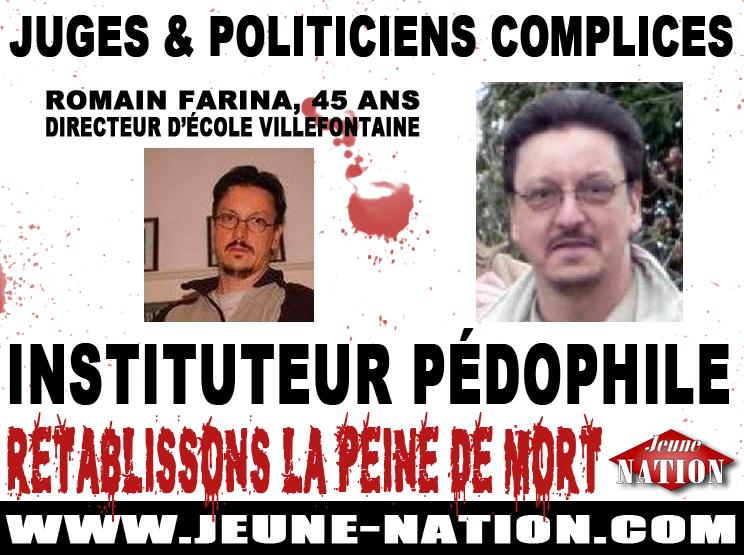 pedocriminel-pedophile-romain-farina