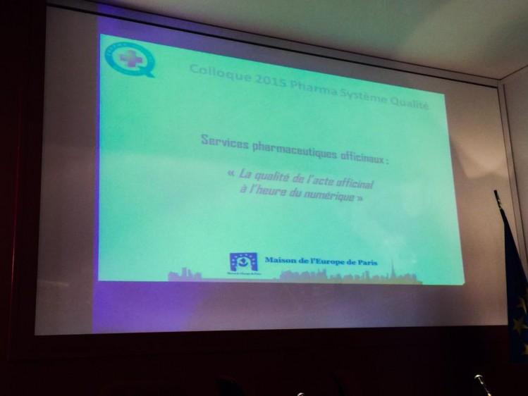 Pharmacie 3.0 : l'acte officinal