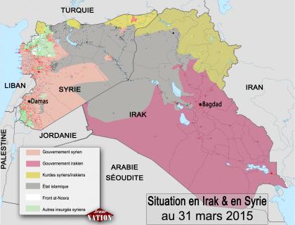 L'État criminel d'Israël multiplie les attaques contre la Syrie en soutien aux islamistes