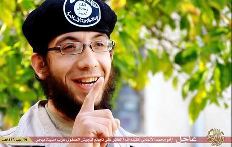 Le tueur de l'État islamique Abu Mohammed al-Almani