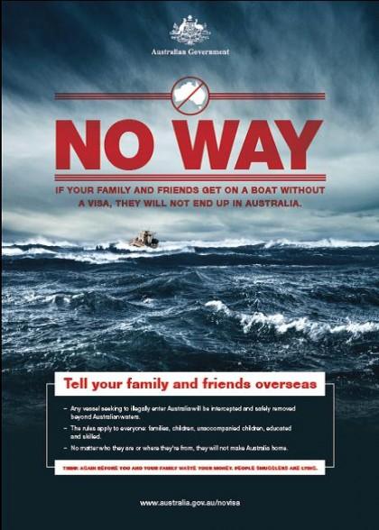 """Australie, Grande-Bretagne, Malaisie, Indonésie : ces pays qui refusent les prétendus """"migrants"""""""