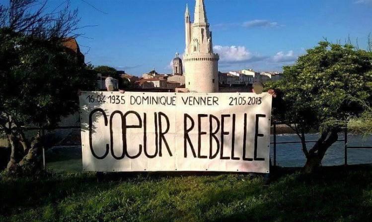 La Rochelle bannière Venner