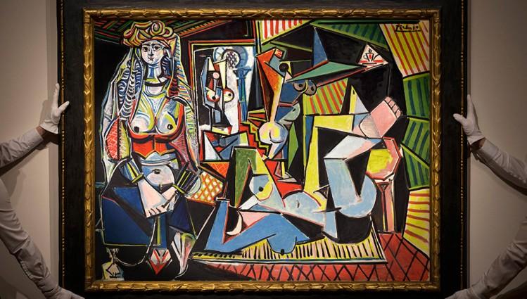 Picasso - Femmes d'Alger