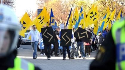 Recomposition à l'extrême droite en Suède