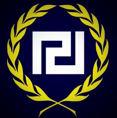 Grèce glorieuse : méandre et lauriers
