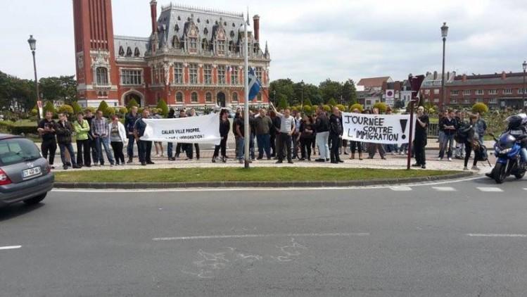 (Crédit photographique : Sauvons Calais)