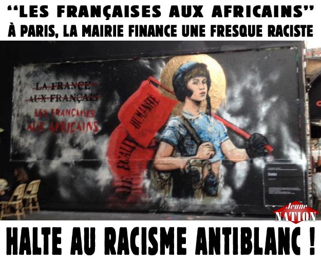 Paris-fresque-raciste