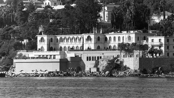 Vallauris-maison roi arabie séoudite